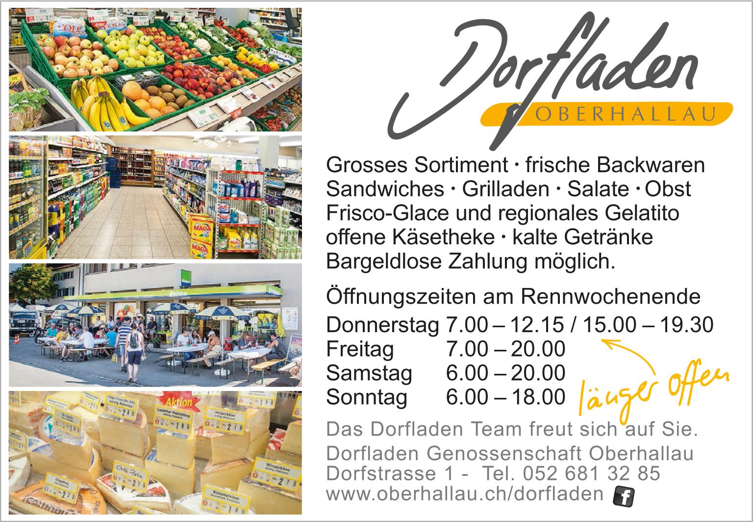 Dorfladen_Oberhallau_Inserat_2018