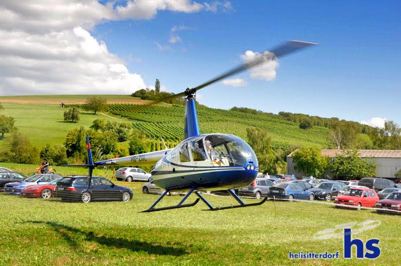 Helikopterrundfluege